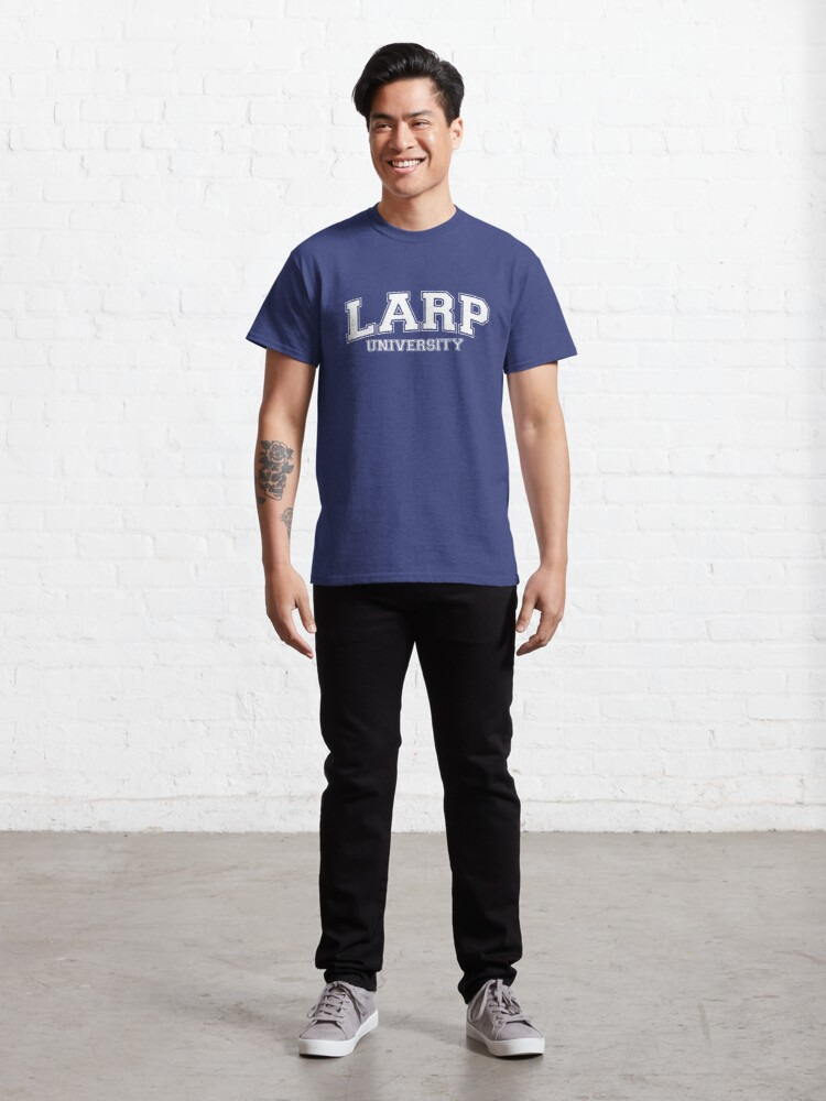 Alternate view of LARP University Classic T-Shirt