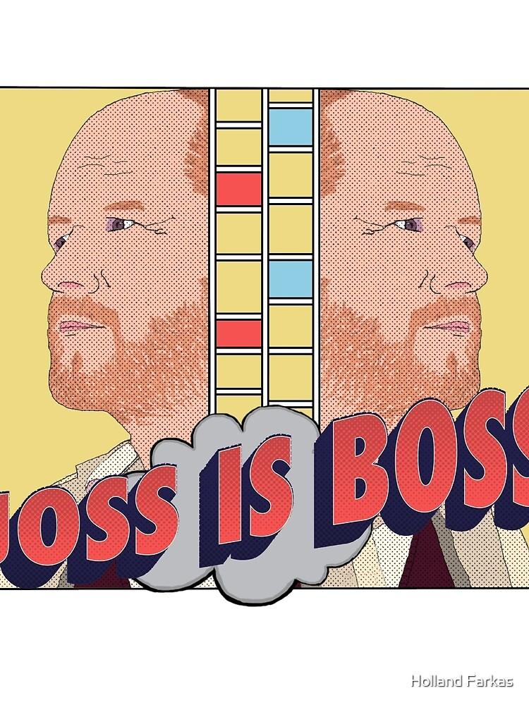 Joss is Boss  by farkland