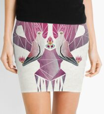flamingo Mini Skirt