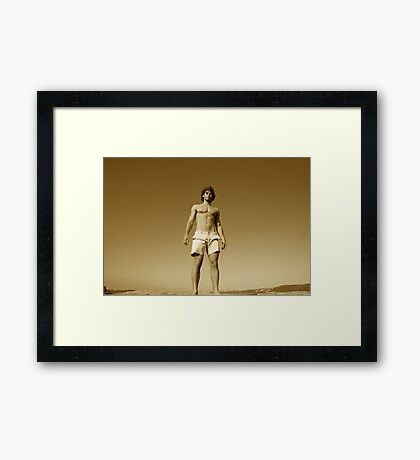 urban-son cruso Framed Print