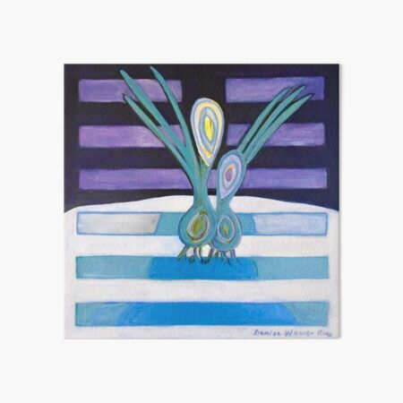 Hexagram 34: Ta Chuang (Vigor) Art Board Print