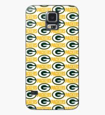 Green Bay Packers  Case/Skin for Samsung Galaxy