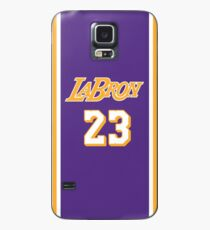 LaBron Jersey Script 3 Case/Skin for Samsung Galaxy