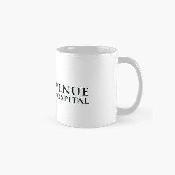 Park Avenue Animal Hospital Logo - Seaver Edition! Classic Mug