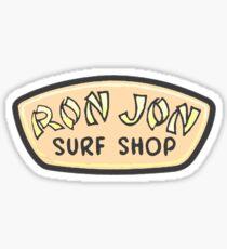 Ron Jon Surf Shop  Sticker