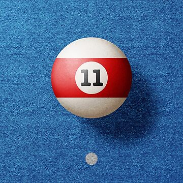 BALLS / Pool Billiard (eleven) by danielcoulmann