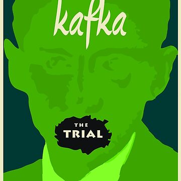 Kafka - The Trial by SUCHDESIGN