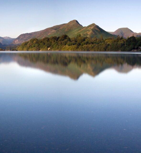 Lake Derwent by igotmeacanon