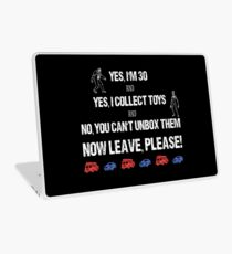 30th Birthday 30 Years Funny Toy Collector Collecting Unboxing Born 1988 Laptop Skin