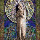 Celtic Angel #2 by LaRoach