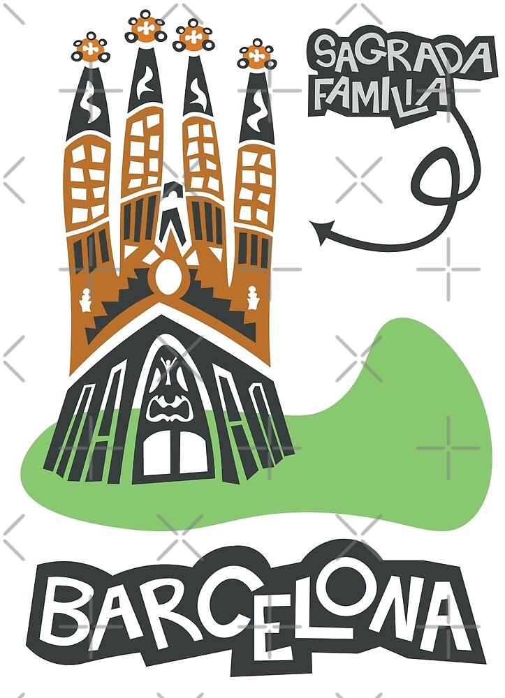 Barcelona by followthatyak