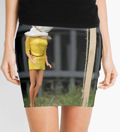 """Bad Bambi Series, #2 """"Just Hanging Around""""  Mini Skirt"""