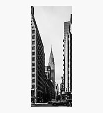 Chrysler from 2nd Ave Photographic Print