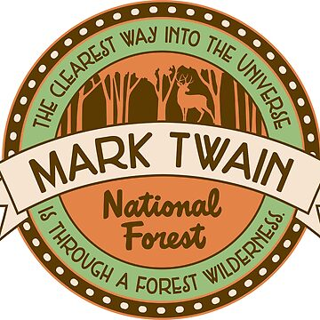 Mark Twain National Forest: The clearest way into the universe by ginkgotees