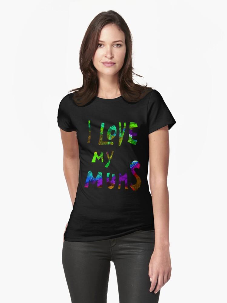 I love my mums (1) by Gili Orr