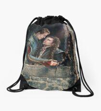 Rapunzel  Drawstring Bag