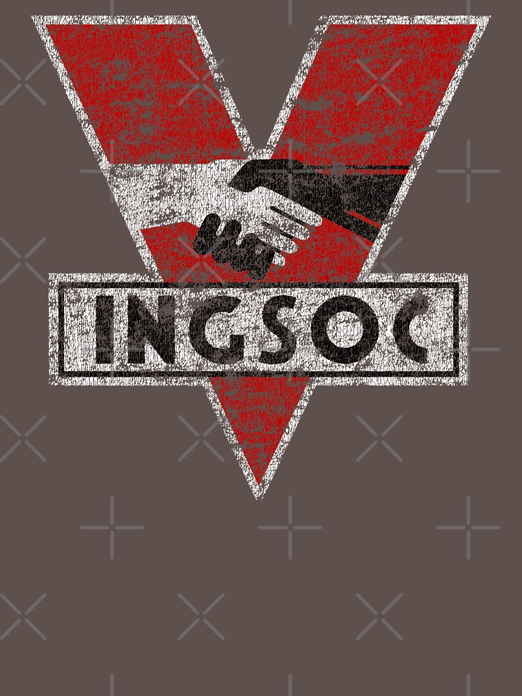 INGSOC - Party like it's 1984! by huffenreuter
