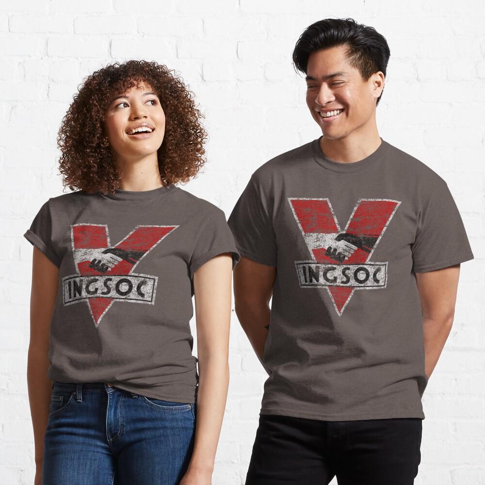 INGSOC - Party like it's 1984! Classic T-Shirt