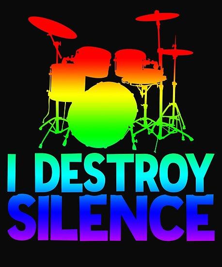 Drummer I Zerstöre Stille von 64thMixUp