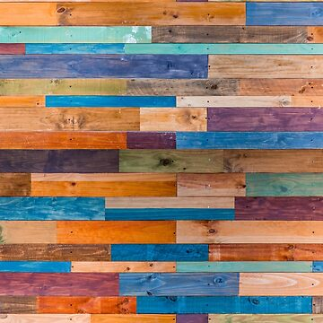 Wood, entropy and colours. Pattern by puratura