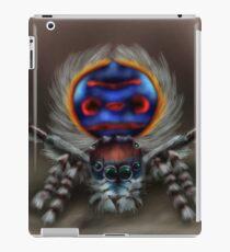 Peacock Spider iPad Case/Skin