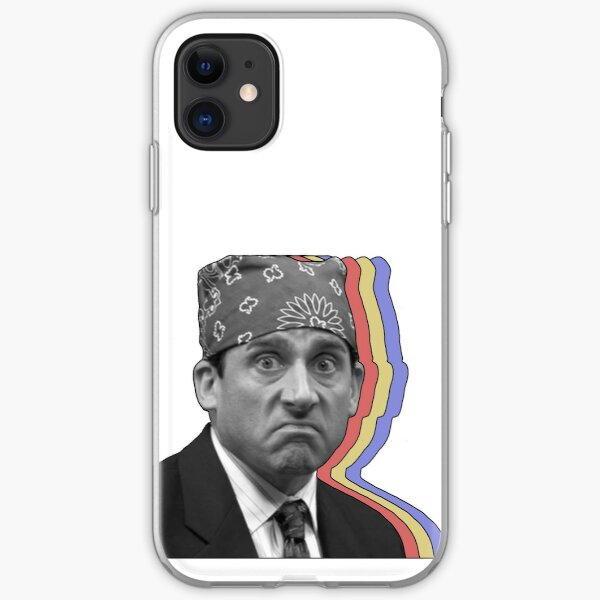 Prison Mike Layered iPhone Soft Case