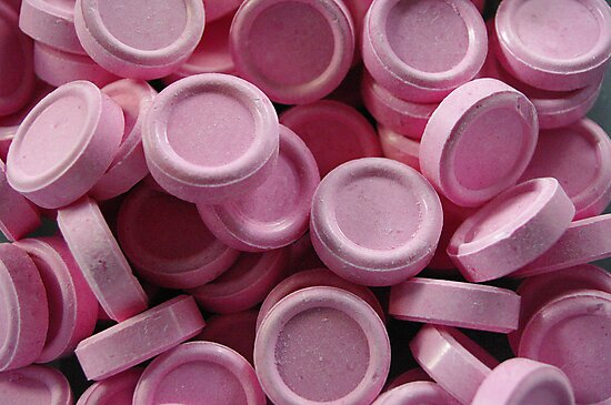 pink lollies by feeee