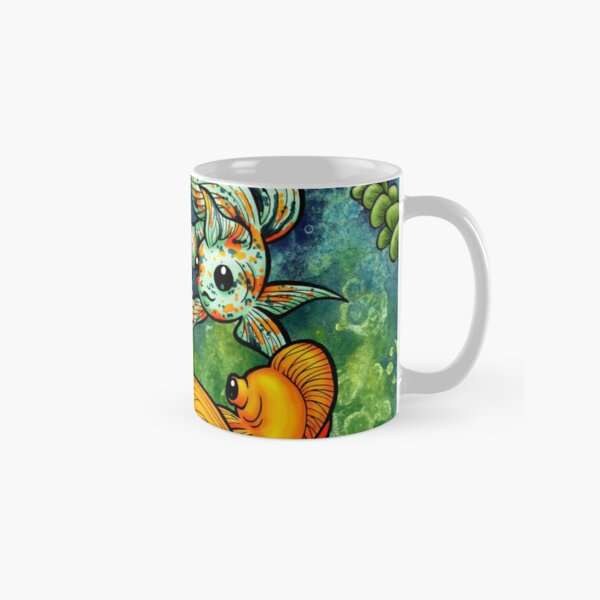 Swimming With the Fishies Classic Mug