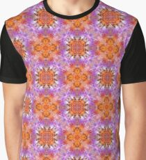 art blob color artwork seamless colorful repeat pattern Graphic T-Shirt
