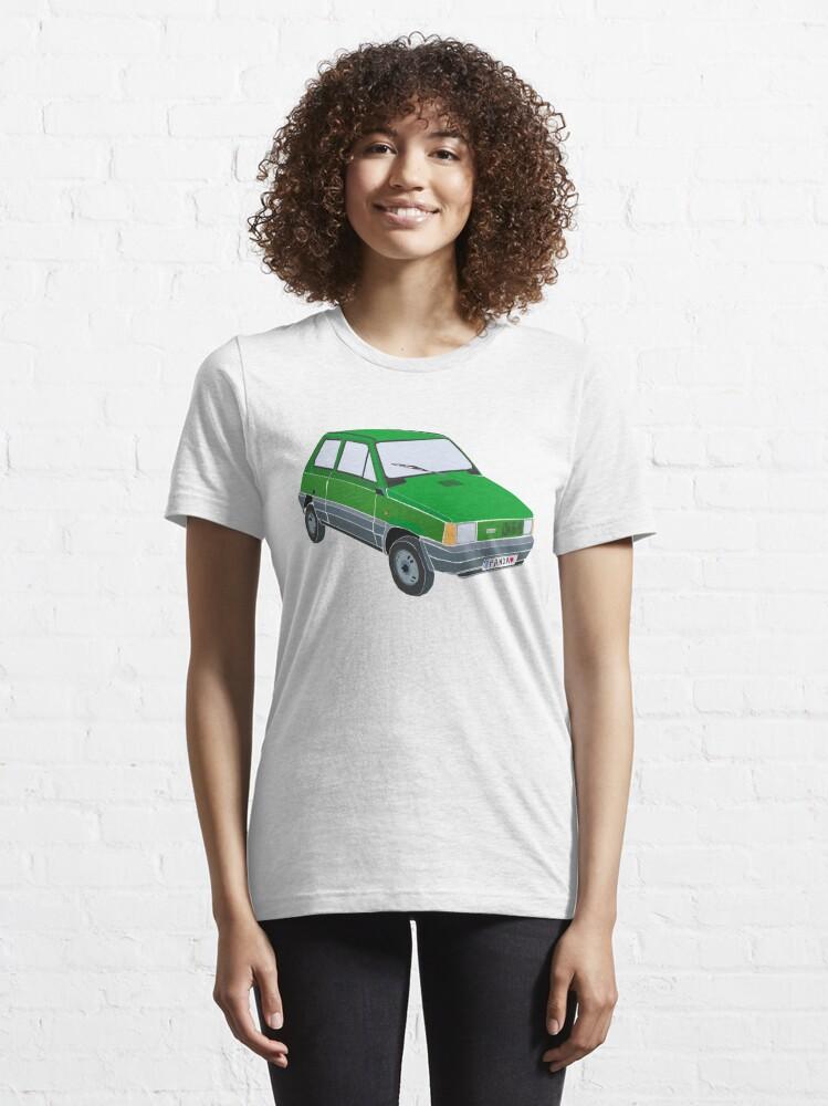 Alternate view of panda Essential T-Shirt