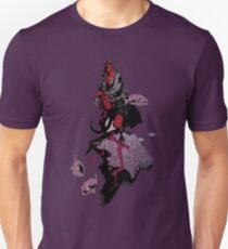 portrait of hellboy Unisex T-Shirt