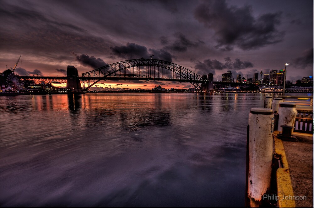 Magical Morn - Moods Of A City  - The HDR Experience by Philip Johnson