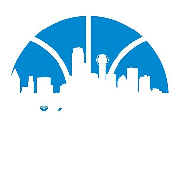 Doncic Does Dallas by TheDFDesigns