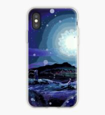 Yuusari Central iPhone Case