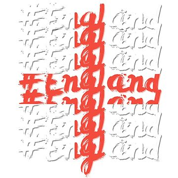 England! by kcgfx