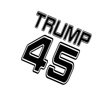 TRUMP 45 by AmericanPoison