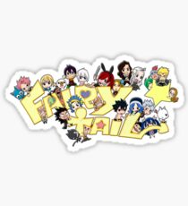 FAIRY TAIL !!! Sticker