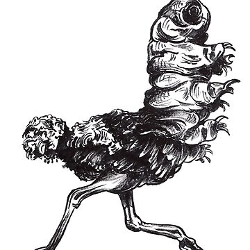 Tardigrich by cizauskas