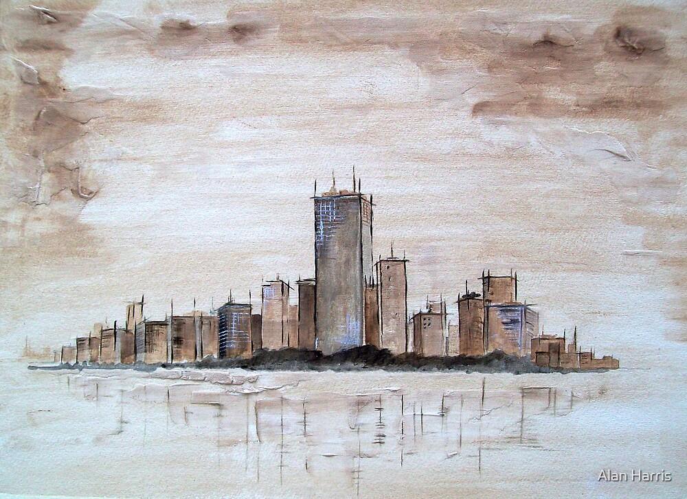 Highrise by Alan Harris