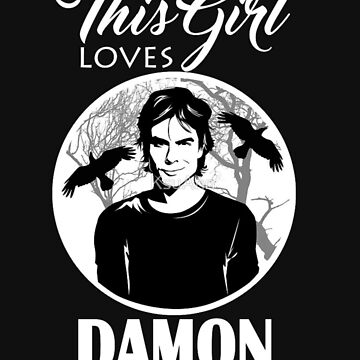 Damon - The Originals - The Vampire Diaries by shipwithme
