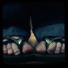 :: sandal season :: by Debbie Black