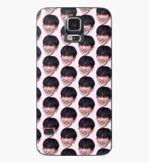 Funda/vinilo para Samsung Galaxy Wonho Monsta X