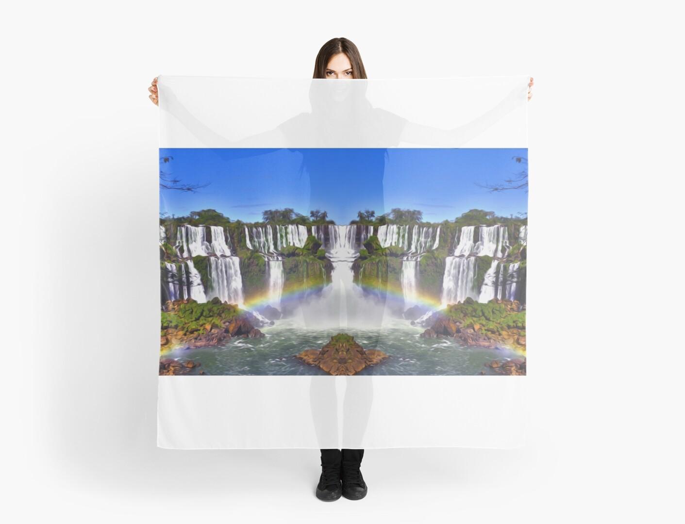 Iguazu Portal by stevenchild