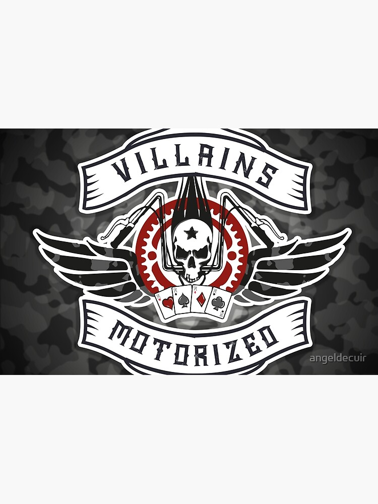 Villains Motorized de angeldecuir