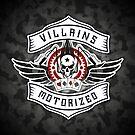«Villains Motorized» de angeldecuir