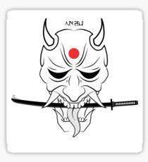 Anbu Oni Sticker