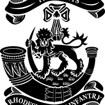 Rhodesian Light Infantry by 5thcolumn