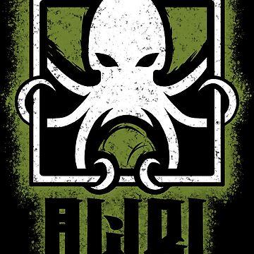 Alibi Siege Operator by JCoulterArtist