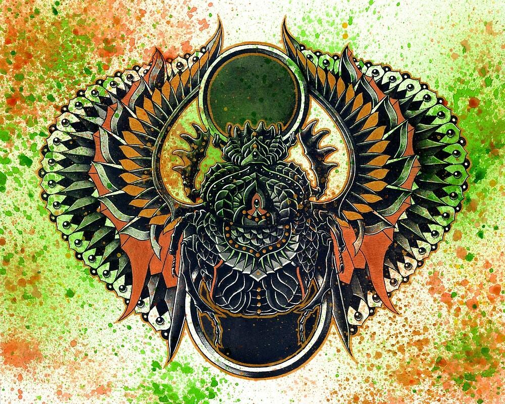 «Escarabajo de oro de Jade» de BioWorkZ