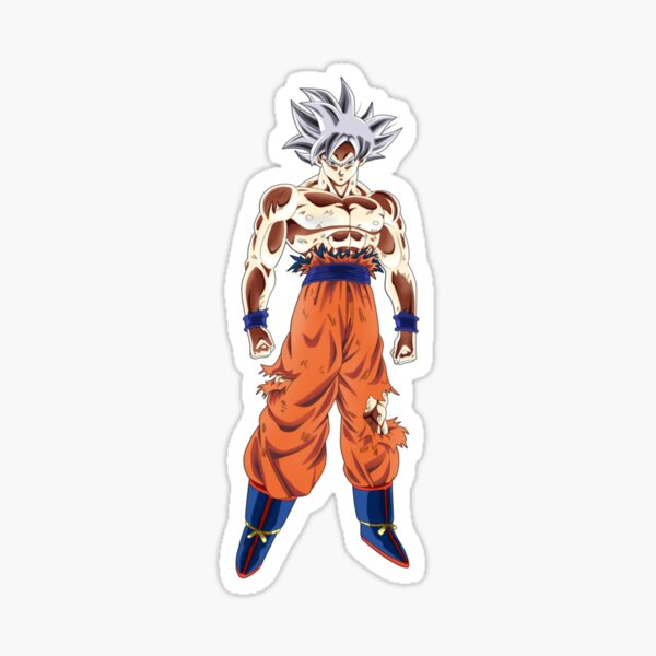 ULTRA INSTINCT  Sticker